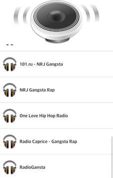 Gangsta Rap Radio poster