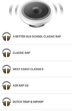 Gangsta Rap Radio screenshot 1