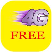 تعبئة 4G مجانا-prank icon