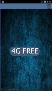 تعبئة 4G مجانا-prank apk screenshot