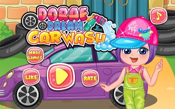 Dorae Dream Car Wash poster