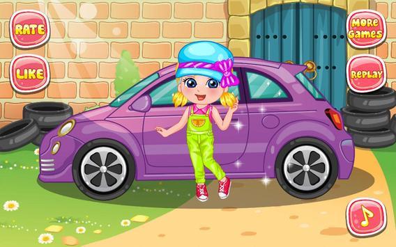 Dorae Dream Car Wash apk screenshot