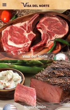 Visa del Norte apk screenshot