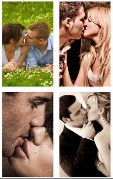 Kiss Wallpaper screenshot 1