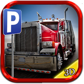 Real Truck Parking Simulation icon