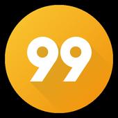 99 POP - Carros e Táxis ícone