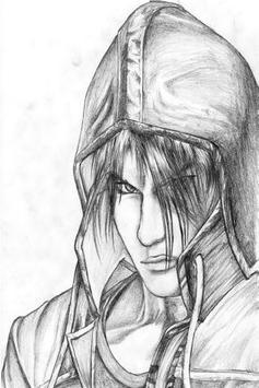 Draw Teken Character Easy poster