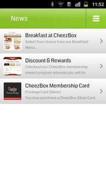 CheezBox apk screenshot