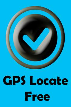 GPS Locate Free poster