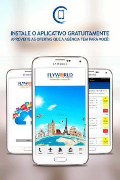 Flyworld São Conrado - RJ poster