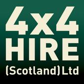 4x4 Hire Scotland icon