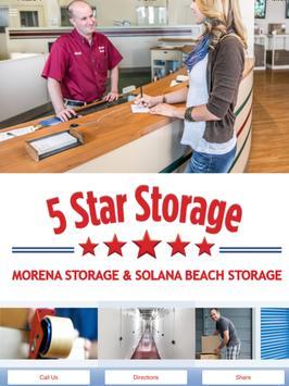 Five Star Storage poster