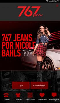 767 Jeans poster