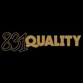 831 Quality. icon