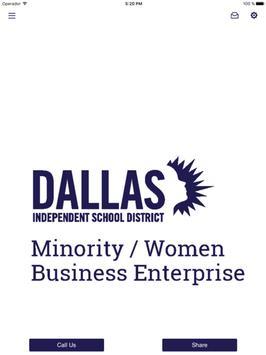 Dallas MWBE screenshot 3