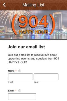 904 EVENTS screenshot 4