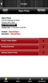 Ray's Pizza screenshot 3