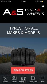 A&S Tyres screenshot 2
