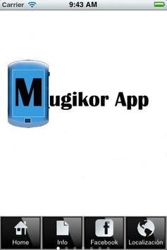 visualizador mugikor app poster