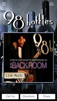 98 Bottles poster