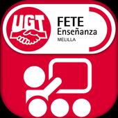 FETE-UGT MELILLA icon