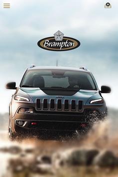 Brampton Chrysler Dodge poster