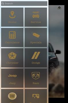 Brampton Chrysler Dodge screenshot 1