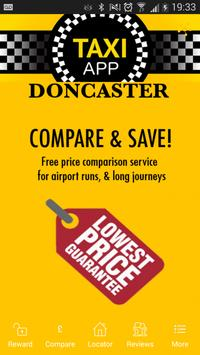 Doncaster Taxi App poster