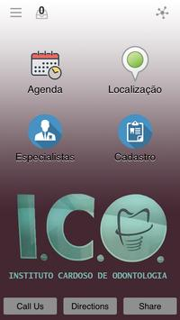 Instituto Cardoso Odontologia poster