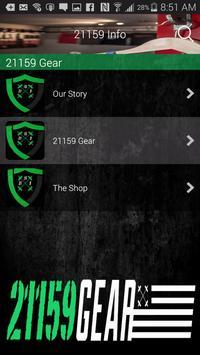 21159 Gear apk screenshot
