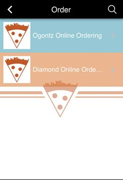 Pizza Fanatic Online Ordering screenshot 1