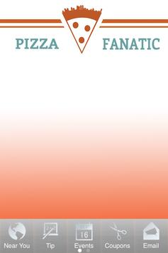 Pizza Fanatic Online Ordering screenshot 2