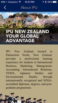 IPU New Zealand Tertiary Inst. screenshot 8
