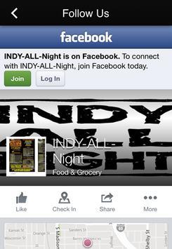 Indy All Night apk screenshot