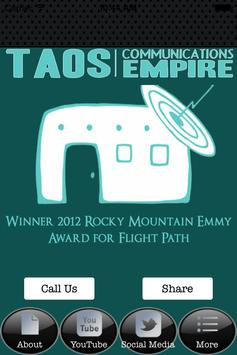Taos Communications Empire poster
