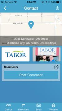 Tabor Water Solutions screenshot 1