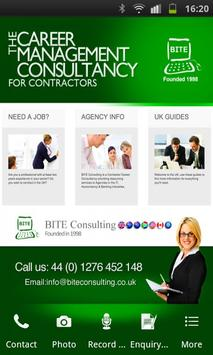 BITE Consulting poster