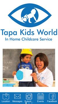 Tapa Kids World poster
