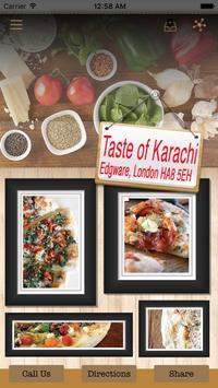 Taste Of Karachi poster