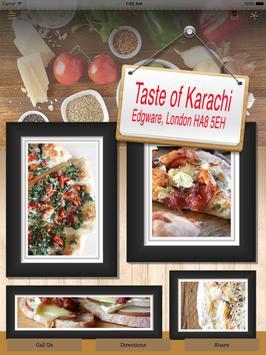 Taste Of Karachi apk screenshot