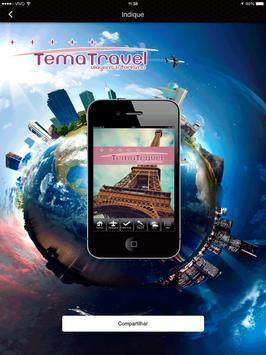 Tema Travel apk screenshot