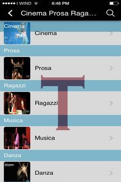 Teatro di Pergine screenshot 2