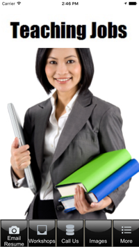Teaching Jobs poster
