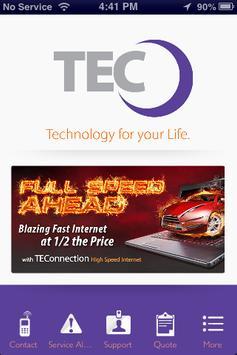 TEC poster