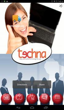Techna poster