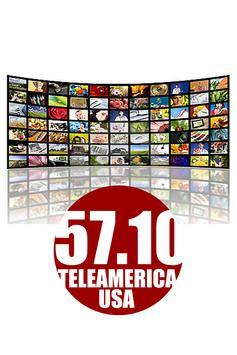 TeleAmerica USA 57.10 poster