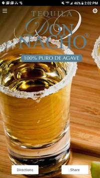Tequila Don Nacho poster