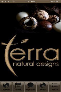 Terra Natural Designs poster