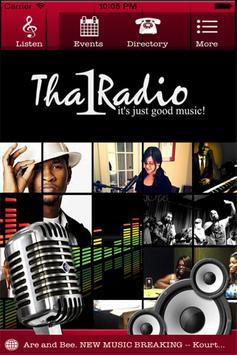 tha1 Radio screenshot 1