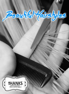 Thanks Hairdressing Studio apk screenshot